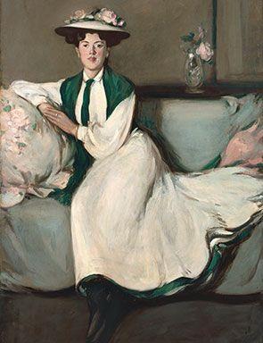 Artdaily.org - The First Art Newspaper on the Net. John Duncan Fergusson.  Scots painter 1874-1861