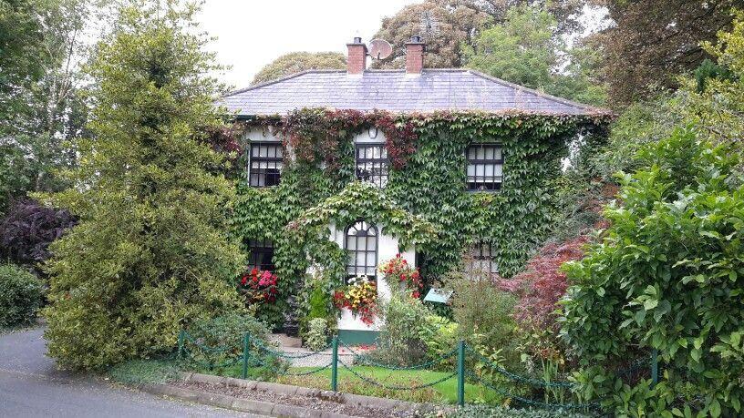 "The ""Barracks"" house, Dorsey Co Down Northern Ireland"