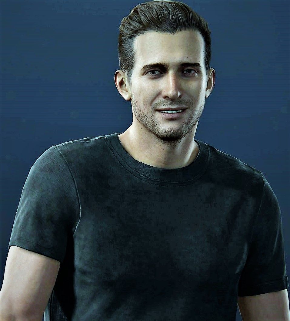 Rafe Adler Edited Screenshot From Uncharted 4 A Thief S End