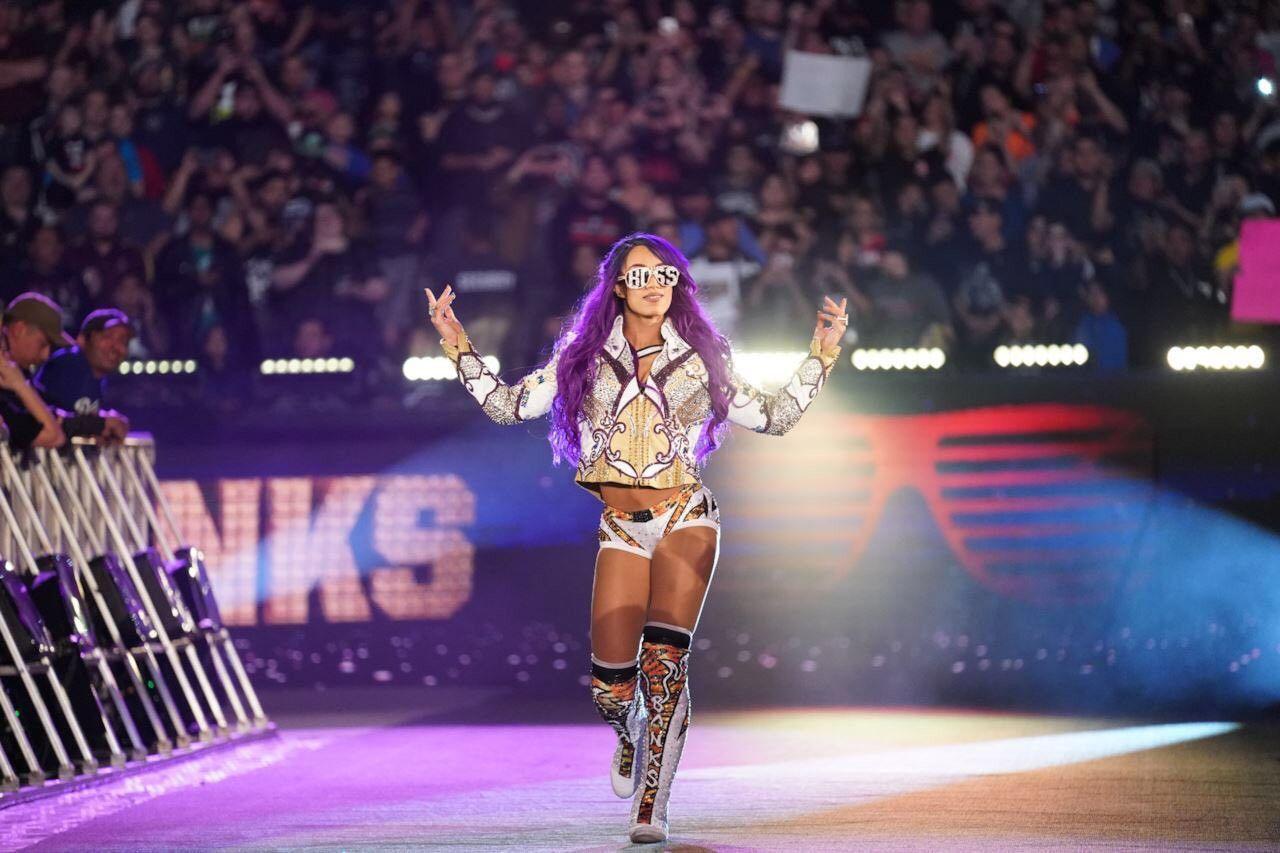 Sasha Banks Sasha bank, Wwe sasha banks, Wrestling divas