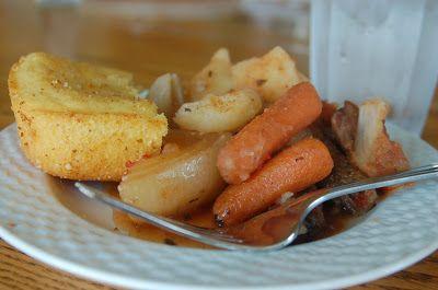 Crockpot Garden Stew