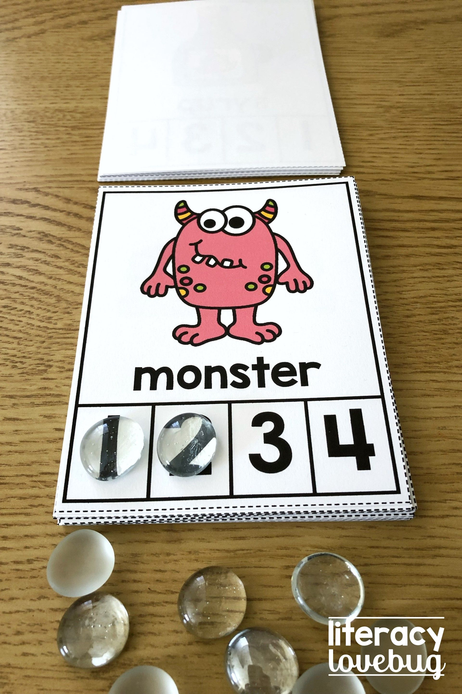 Syllable Counting Activity