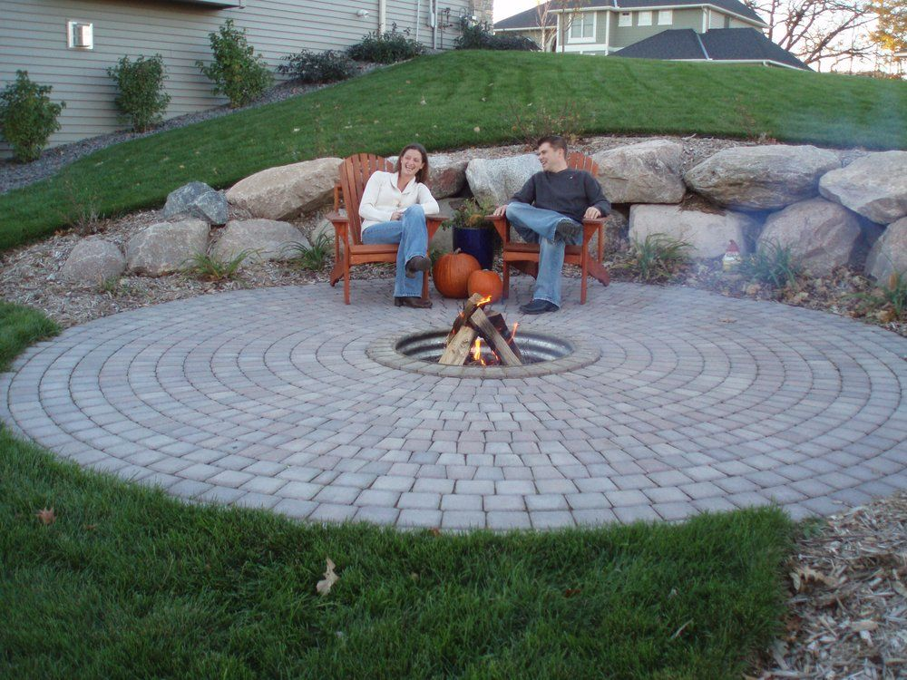Landscaping Boulders Mn : Timber creek landscape edina mn united states boulder retaining