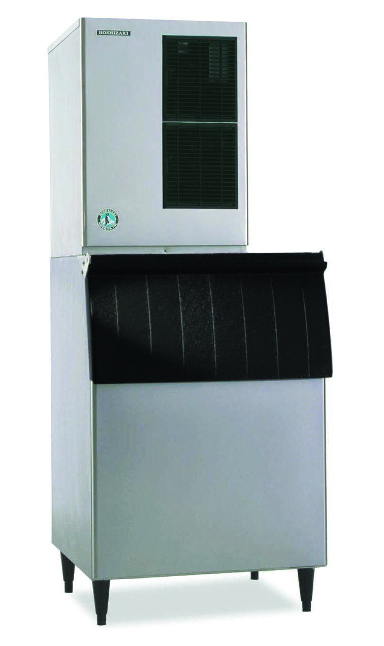 Km 340maj Crescent Cuber Icemaker Air Cooled Ice Maker Cool Stuff Food Service Industry
