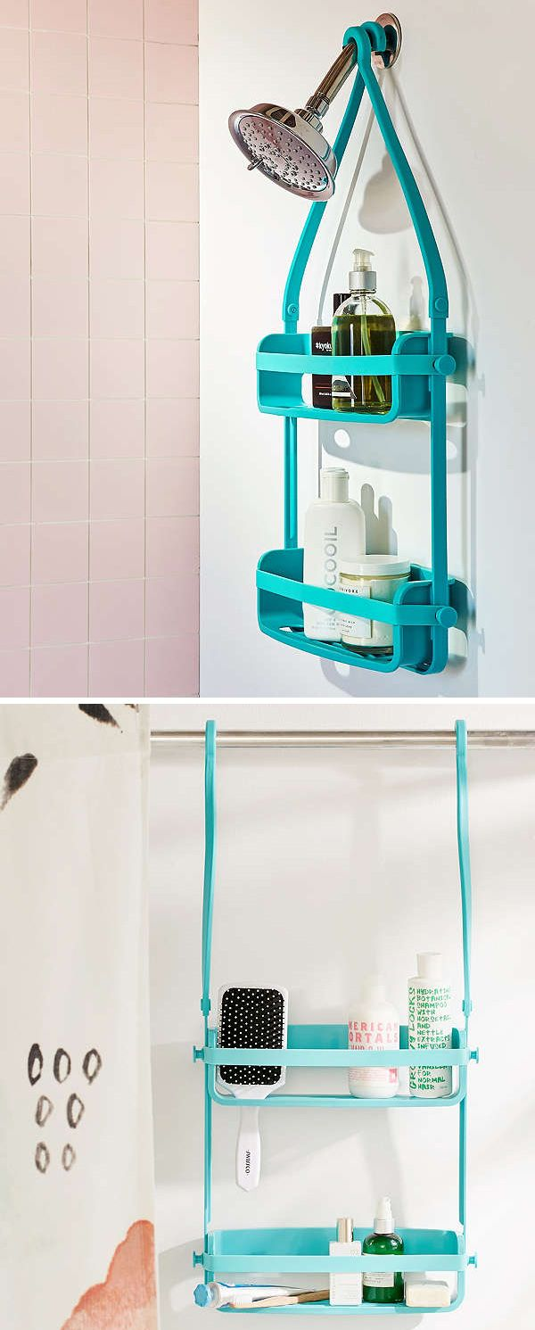 Preston Flex Shower Caddy | Bathroom Redo | Pinterest | Shower ...
