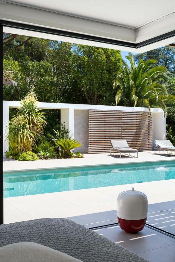 entourage piscine en pleine harmonie avec son. Black Bedroom Furniture Sets. Home Design Ideas