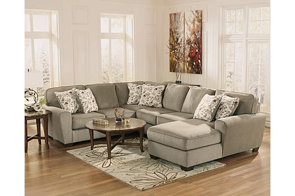 The Patola Park Sectional From Ashley Furniture Homestore