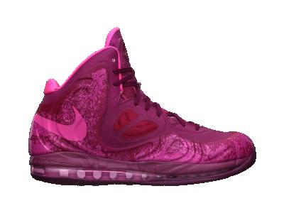 Nike Air Max Hyperposite Men's Basketball Shoe in HOT Pink 225