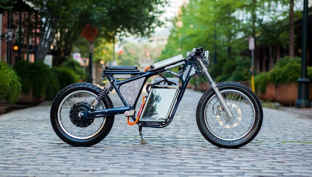 Night Shift Bikes Is A Late Night Garage Outfit In New Orleans