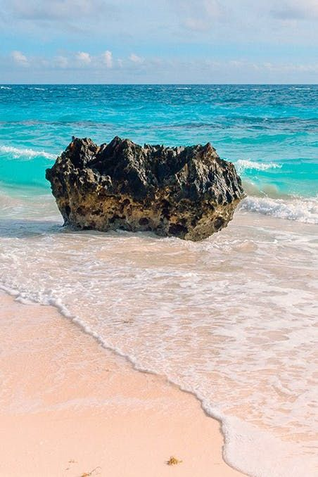 The 9 Most Beautiful Pink Sand Beaches In The World Pink Sand Beach Beaches In The World Pink Sand