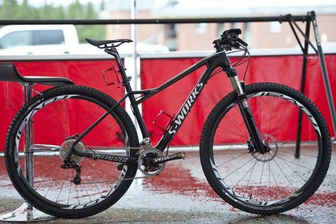 Pro Bike: Rebecca Rusch's Leadville Specialized Fate - VeloNews.com