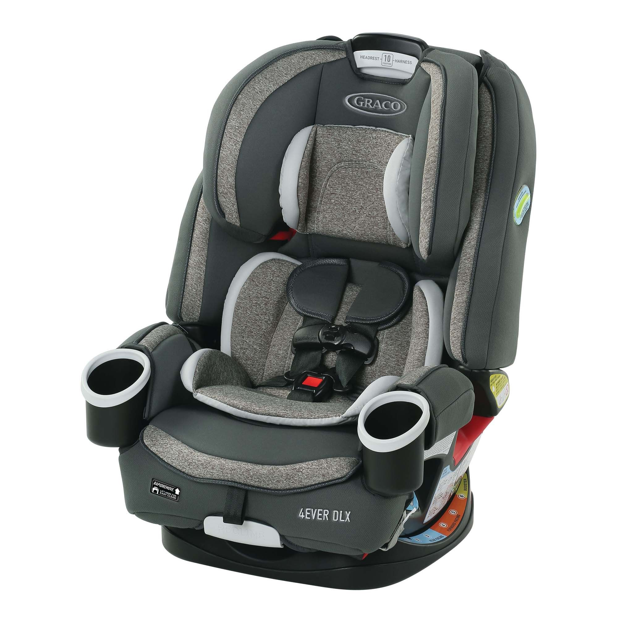 Graco 4Ever Dlx 4in1 Convertible Car Seat Bryant