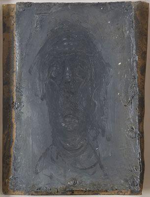 Fondation Giacometti - Discover the artwork - Alberto Giacometti Database - Paintings