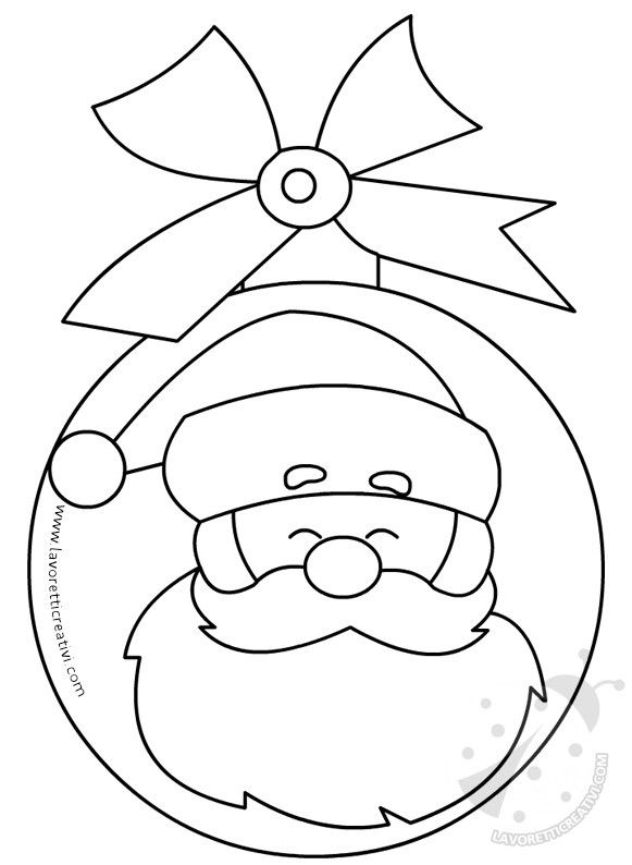 Disegni Di Natale Lavoretti.Lavoretti Natale Palline Di Natale Di Carta Disegni Di Natale