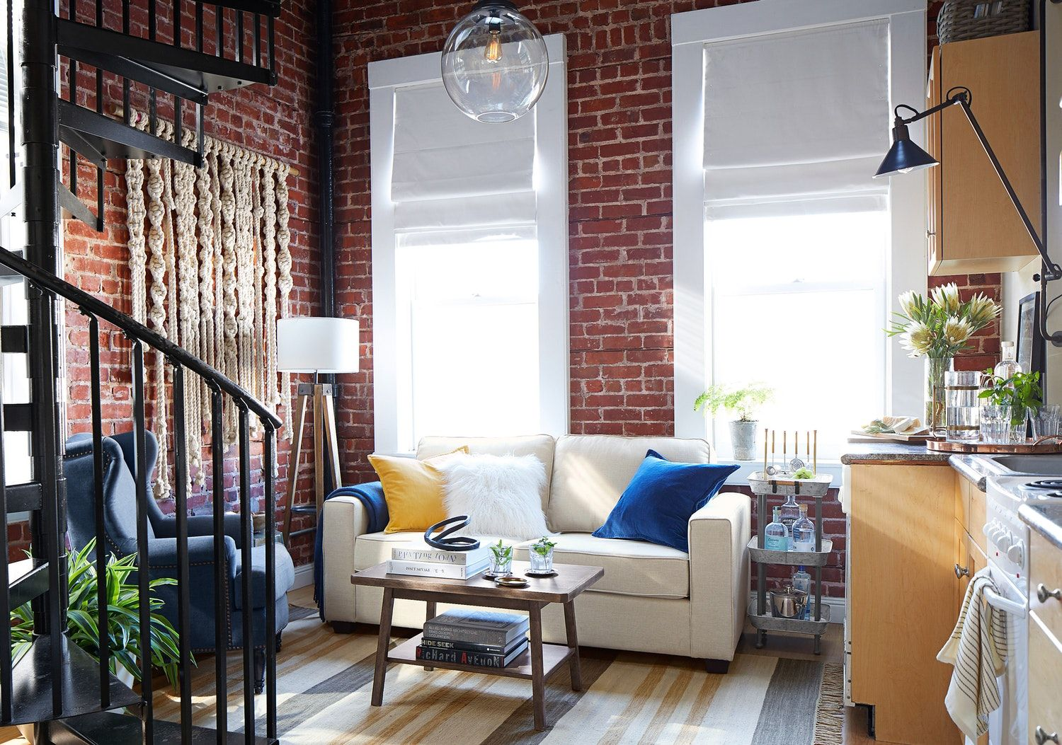 Pottery Barn Launches PB Apartment To Focus on Small