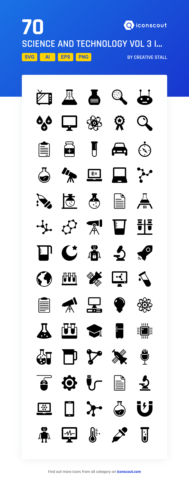 Download Science And Technology Vol 3 Icon pack