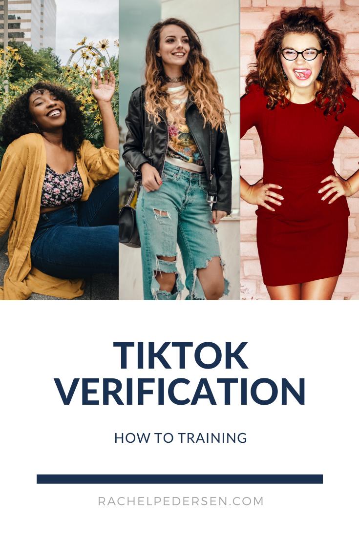 How To Get Verified On Tiktok Ressources