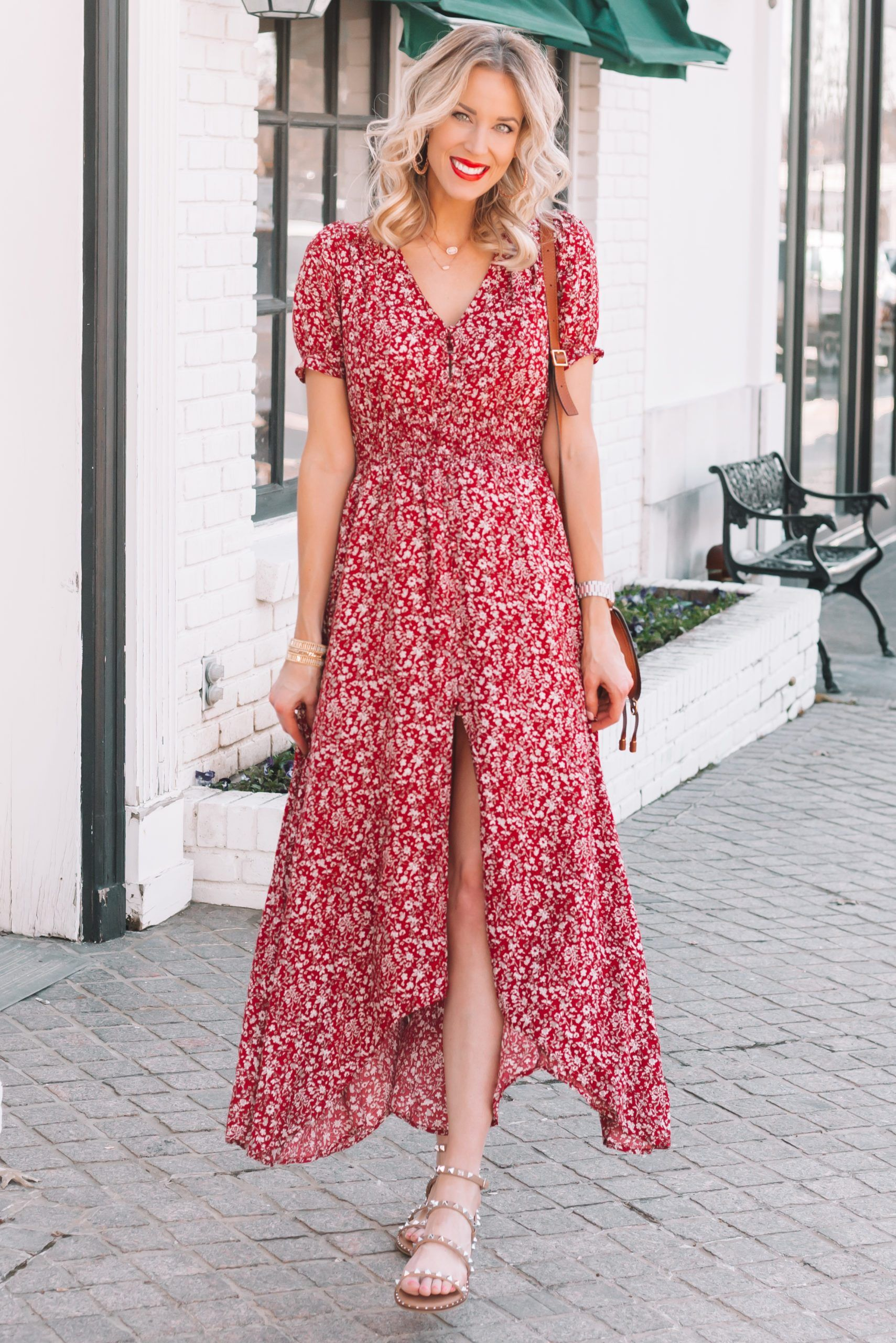 The It Sandals For Spring And Summer Straight A Style Pretty Red Dress Red Dress Maxi Red Dress [ 2560 x 1709 Pixel ]