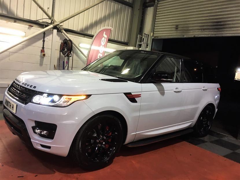 Range Rover Sport 2016 Carros