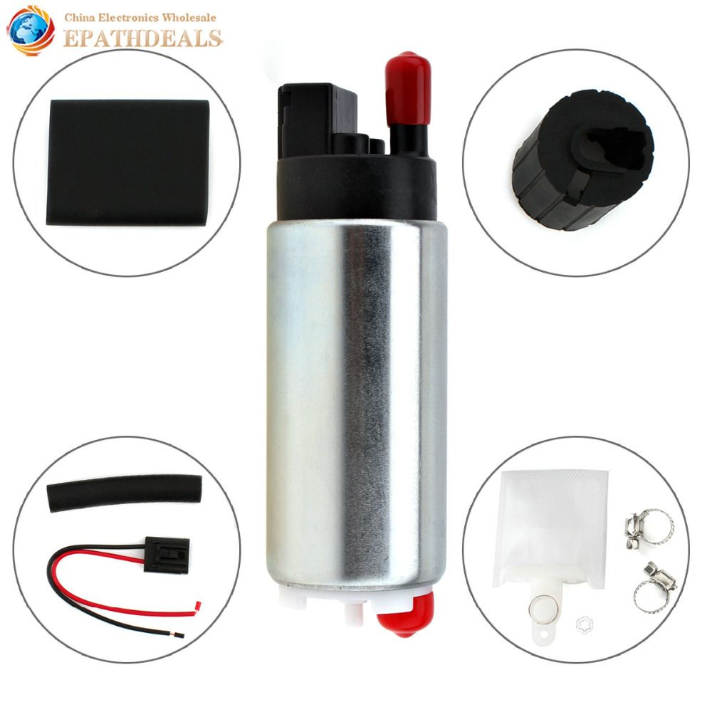Gss342 255lph High Flow Universal In Tank Gasoline Auto Car Fuel Nissan System Pump For Toyota