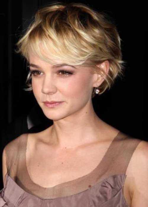 20 Cute Short Haircuts For Wavy Hair Short Hairstyles Haircuts