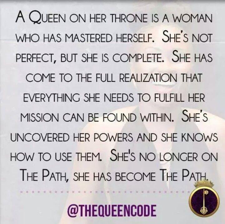 The Queen Code~