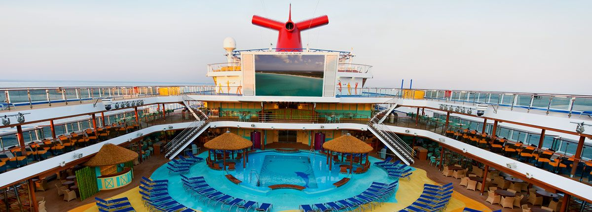 Seaside Theatre Entertainment Carnival Cruise Lines