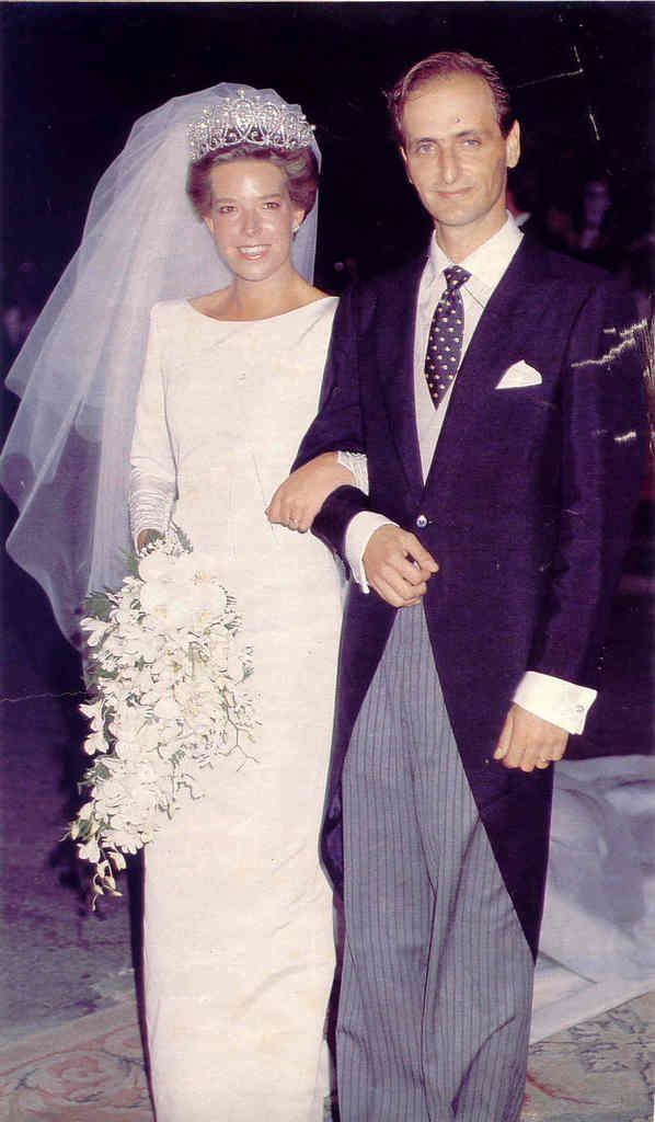 Duchess Of Alba Spanish Royals Royal Wedding Gowns Royal Brides Royal Weddings