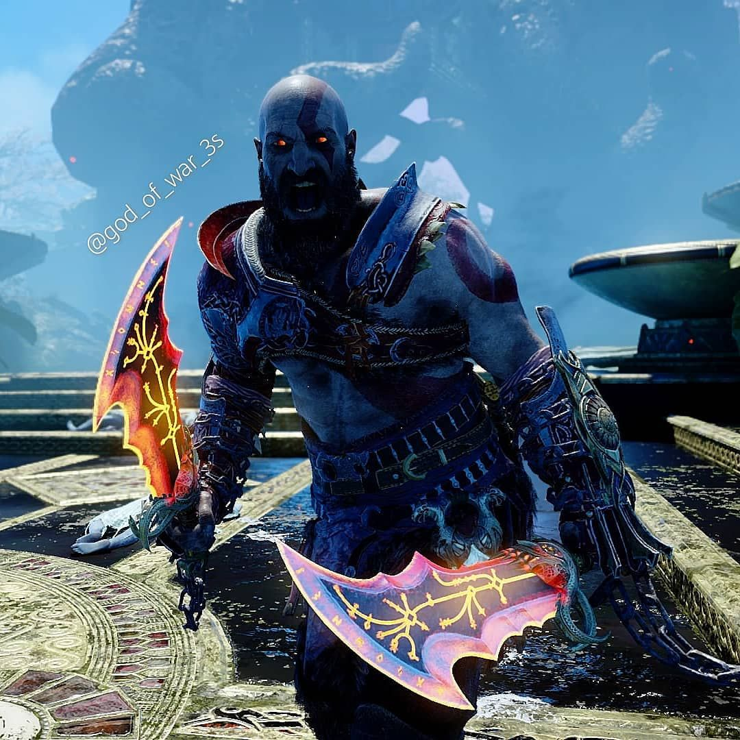10 New Hd Wallpapers 1080p Games Full Hd 1920 1080 For Pc Background God Of War Kratos God Of War God Of War Kratos