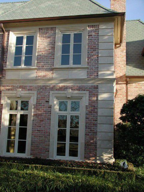 Cast Stone Window Surround 4 Sized