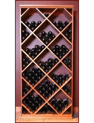 Making sure that the Diamond Wine Rack design ideas and photos The ...