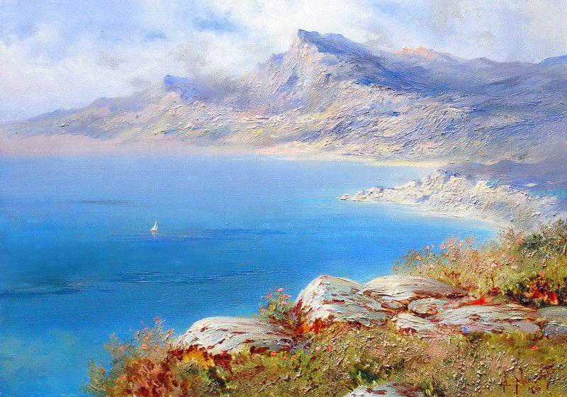 Картинка крымский пейзаж