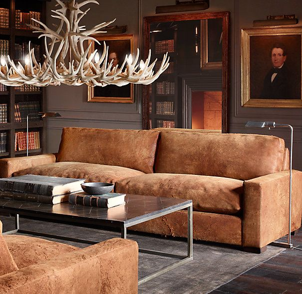 Maxwell Leather Sofas Living Room Decor Leather Sofa Interior Design Living Room