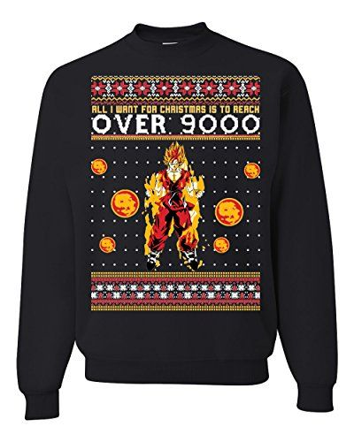 Pin By Vegeta On Dragon Ball Z Sweaters Christmas Sweaters