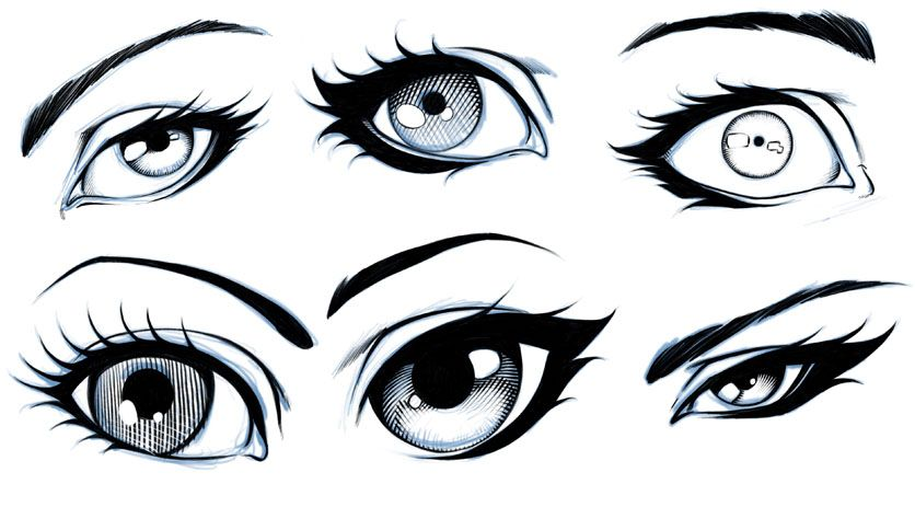 Tips For Finding Your Art Style Eye Drawing Cartoon Art Drawing Cartoon Drawings