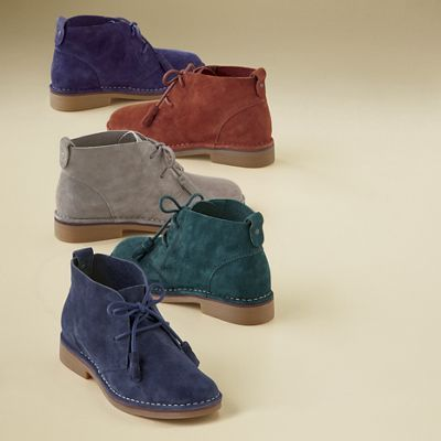 Cyra Catelyn Desert Boot By Hush Puppies From Monroe And Main