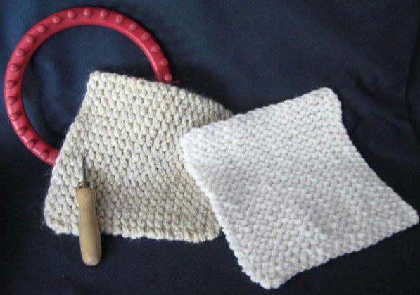 Virginia Tech Squares | Loom Knitting Patterns | Pinterest ...