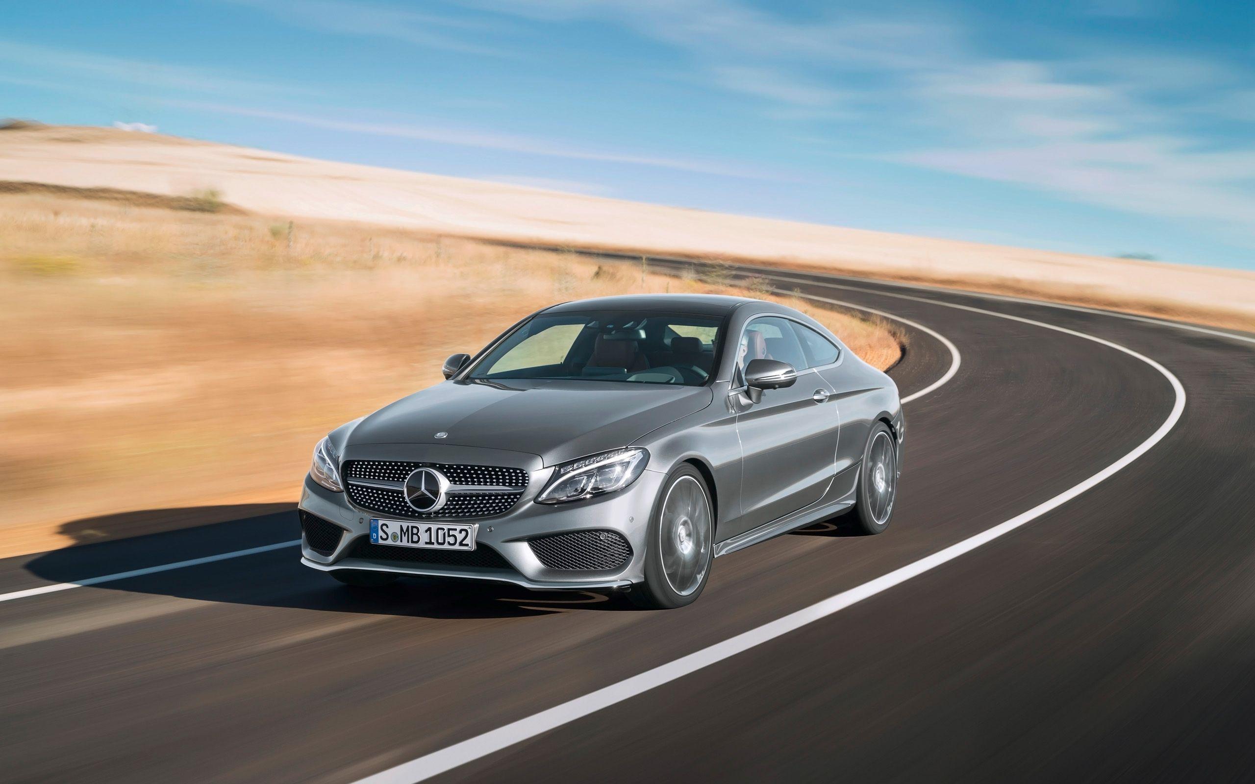 2016 Mercedes Benz C Class Coupe Dream cars Pinterest