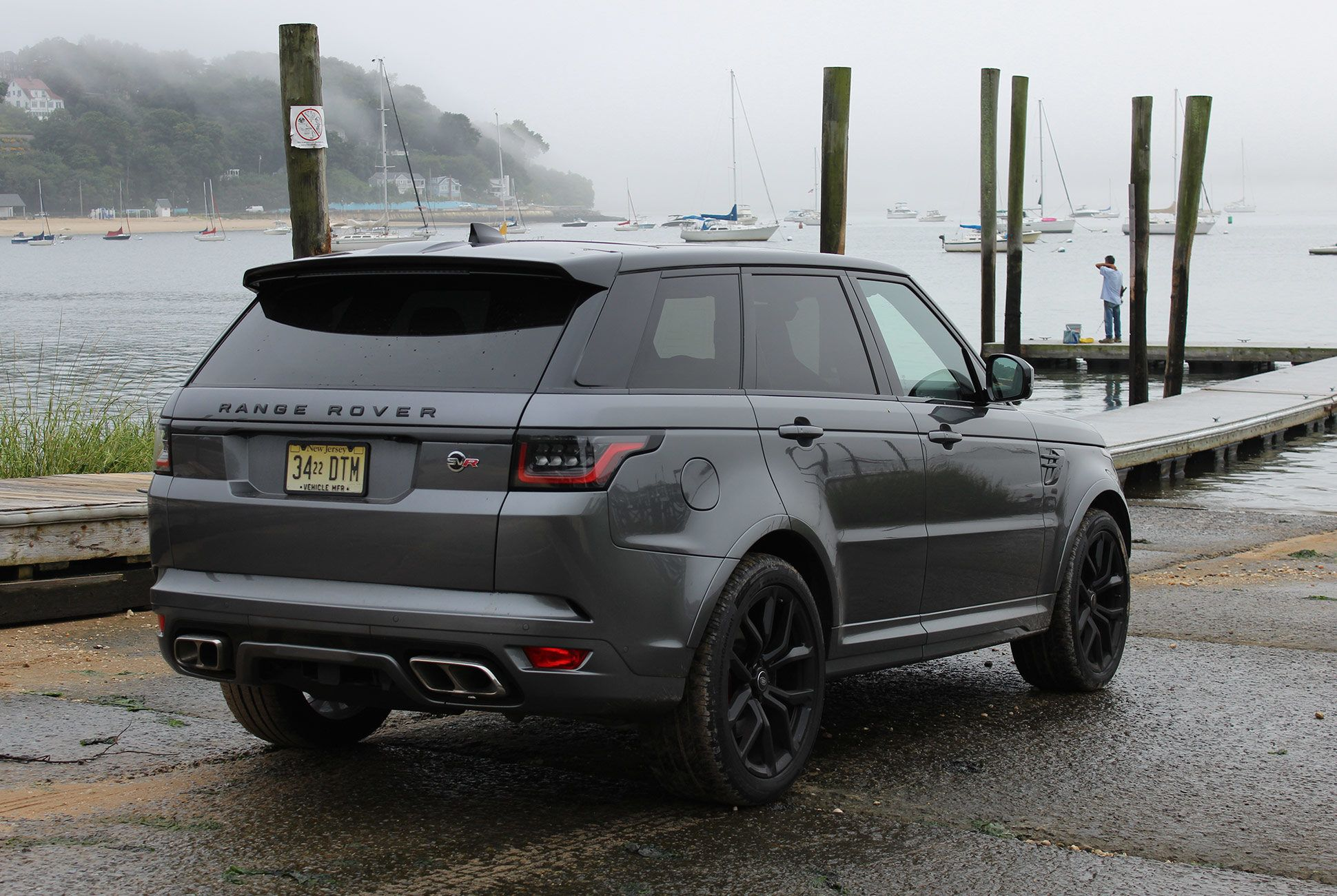 The 575 Horsepower Range Rover Svr Is An Exercise In Pure