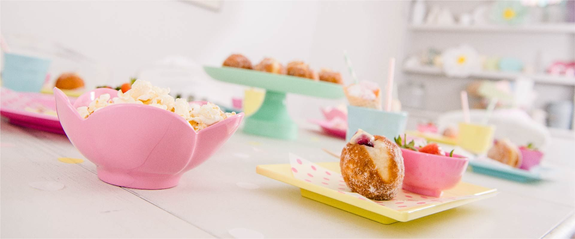 Hire Pastel Party Tableware And Host An Ecofriendly Party Wave Goodbye To Single Use Party Products With These Stylishly Sustainable Altern Kids Party Tableware