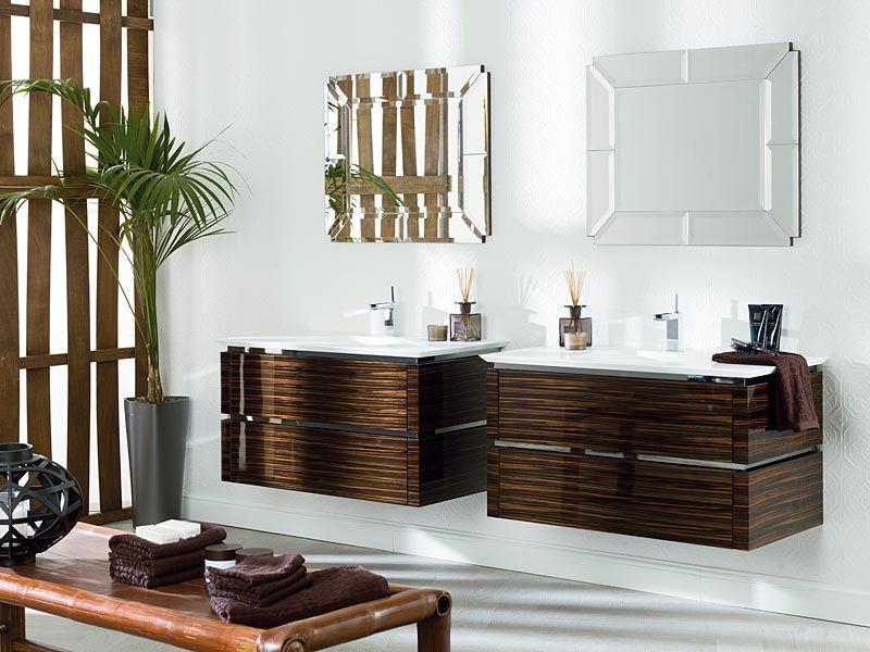 Soho ebano titanio kitchen bath cabinets gama decor for Muebles de ebano