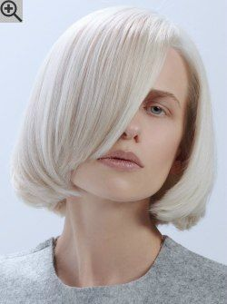 Bob Haircuts With Bangs Page 4 Oval Face Hairstyles Platinum Blonde Bobs Medium Hair Styles