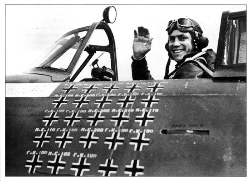 Lieutenant Colonel Robert Samuel Johnson (February 21, 1920 – December 27, 1998) was a USAAF fighter pilot during World War II. He is credited with scoring 27 victories during the conflict flying a Republic P-47 Thunderbolt.