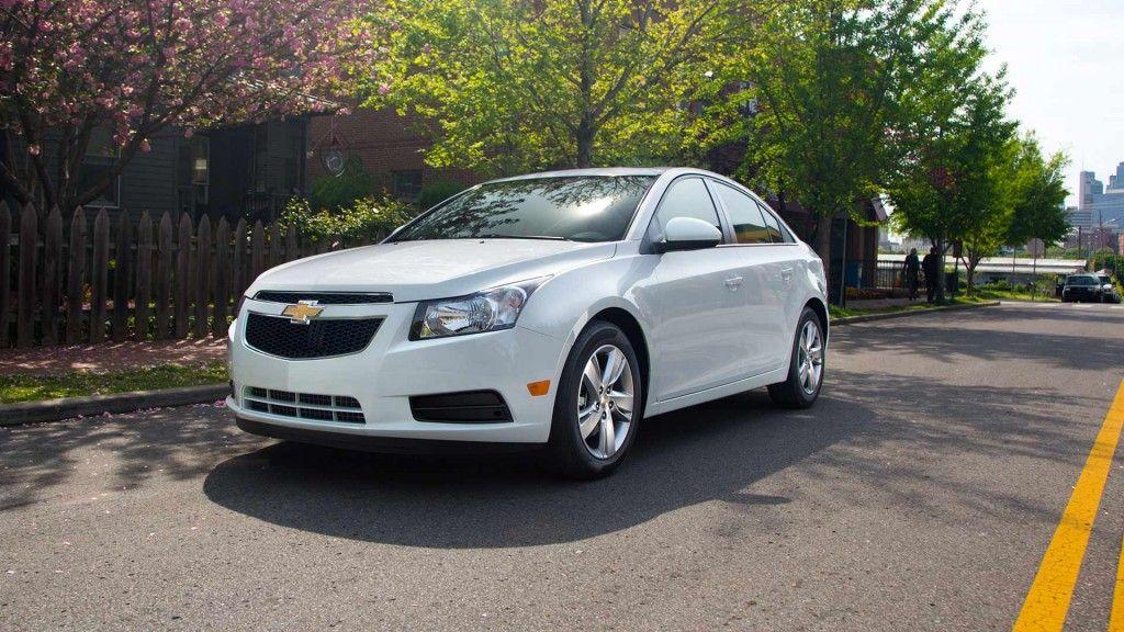 2014 Chevy Cruze: Exterior Photos - Fuel-Efficient Car   Chevrolet ...