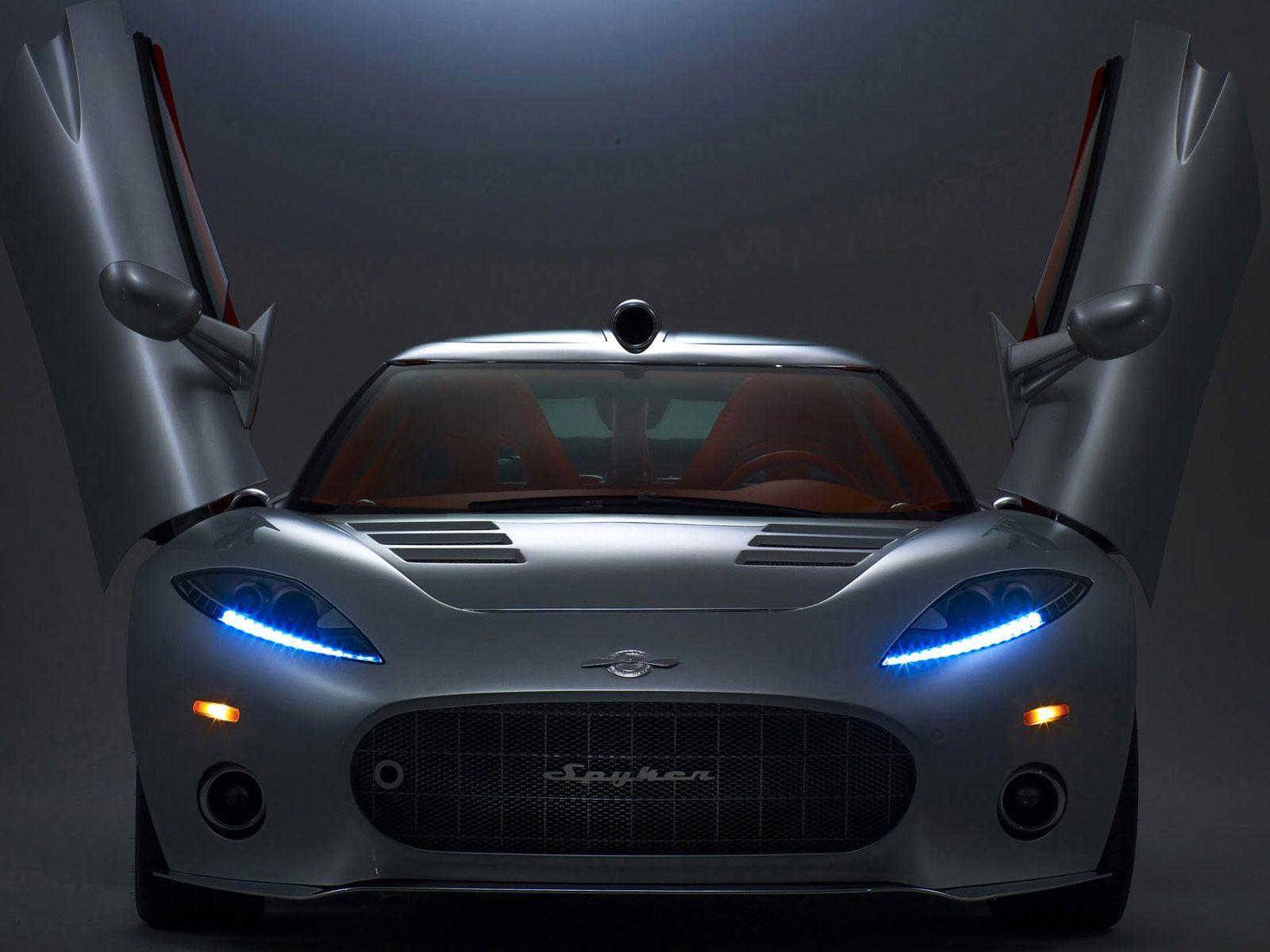 Spyker C8 Aileron Sports cars luxury, Sports cars, New