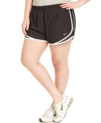 9ab3b41e5d0 NIKE Nike Plus Size Tempo Dri-Fit Track Shorts.  nike  cloth   shorts