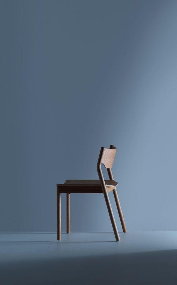 Tangerine Chair _ Resident