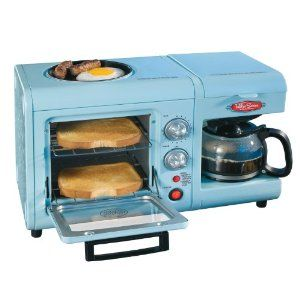 The Retro 3 In 1 Breakfast Station And The Joy/pain Of Single Use Kitchen  Appliances