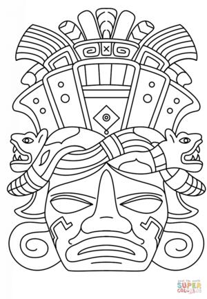 Ancient Aztecs For Kids Wonder Kids In 2020 Mayan Art Maya Art Aztec Art