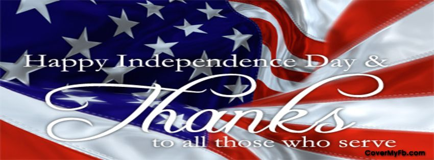 USA Independence Day 4th of July Facebook Timeline Cover Images ...